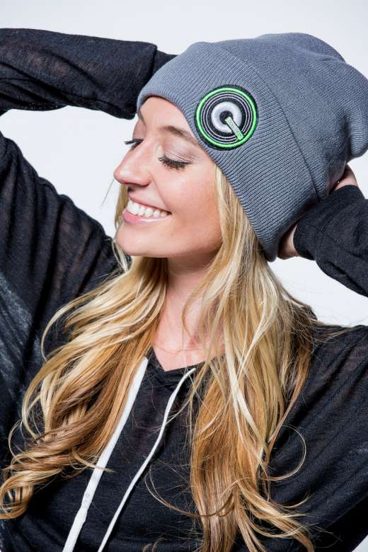 Unisex all seasons GROOV3 Beanie Logo