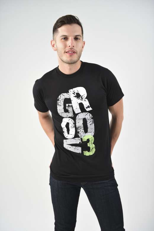 GROOV3 Graphic Tee