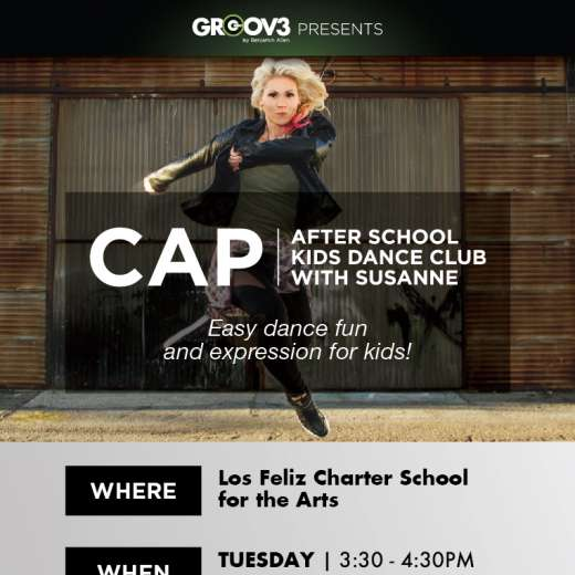 CAP: After School Kids and Dance Club