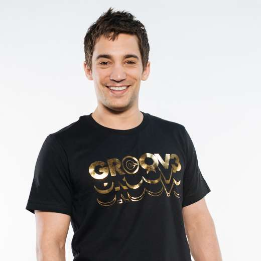 Gold Tile Graphic Tee_front