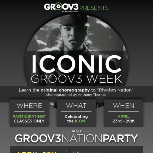 GROOV3 Nation Party