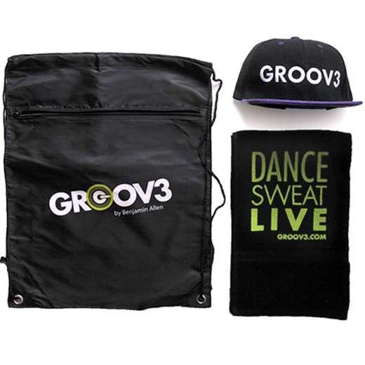 GROOV3 Swag Pack
