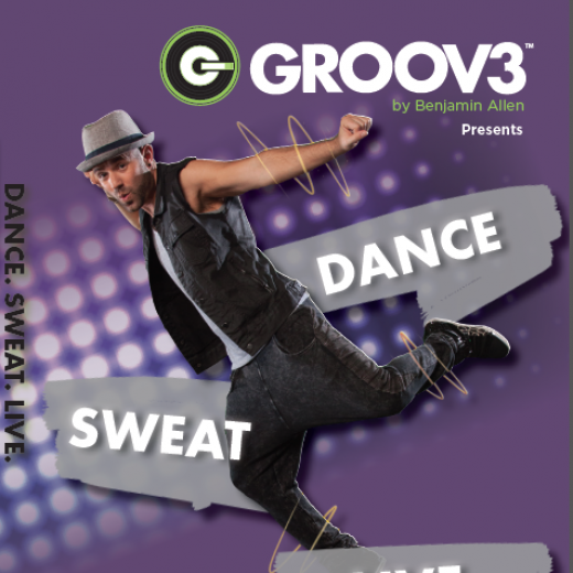 GROOV3 Dance Sweat Live Fitness DVD