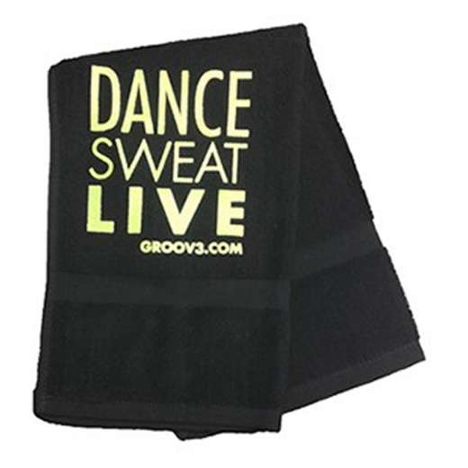 DANCE SWEAT LIVE Towel